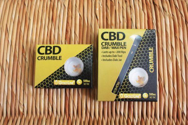 cbd wax vape