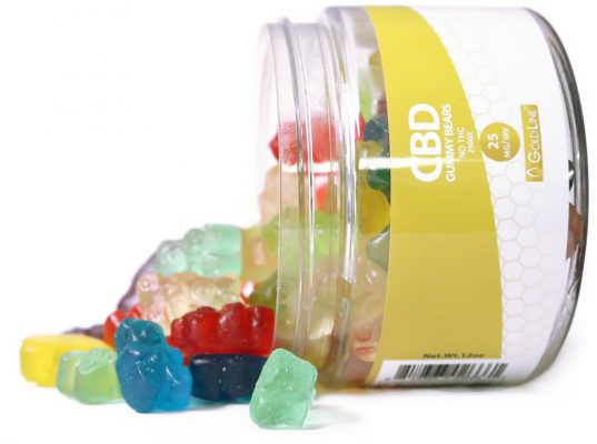 CBD Gummies - Large (12oz)