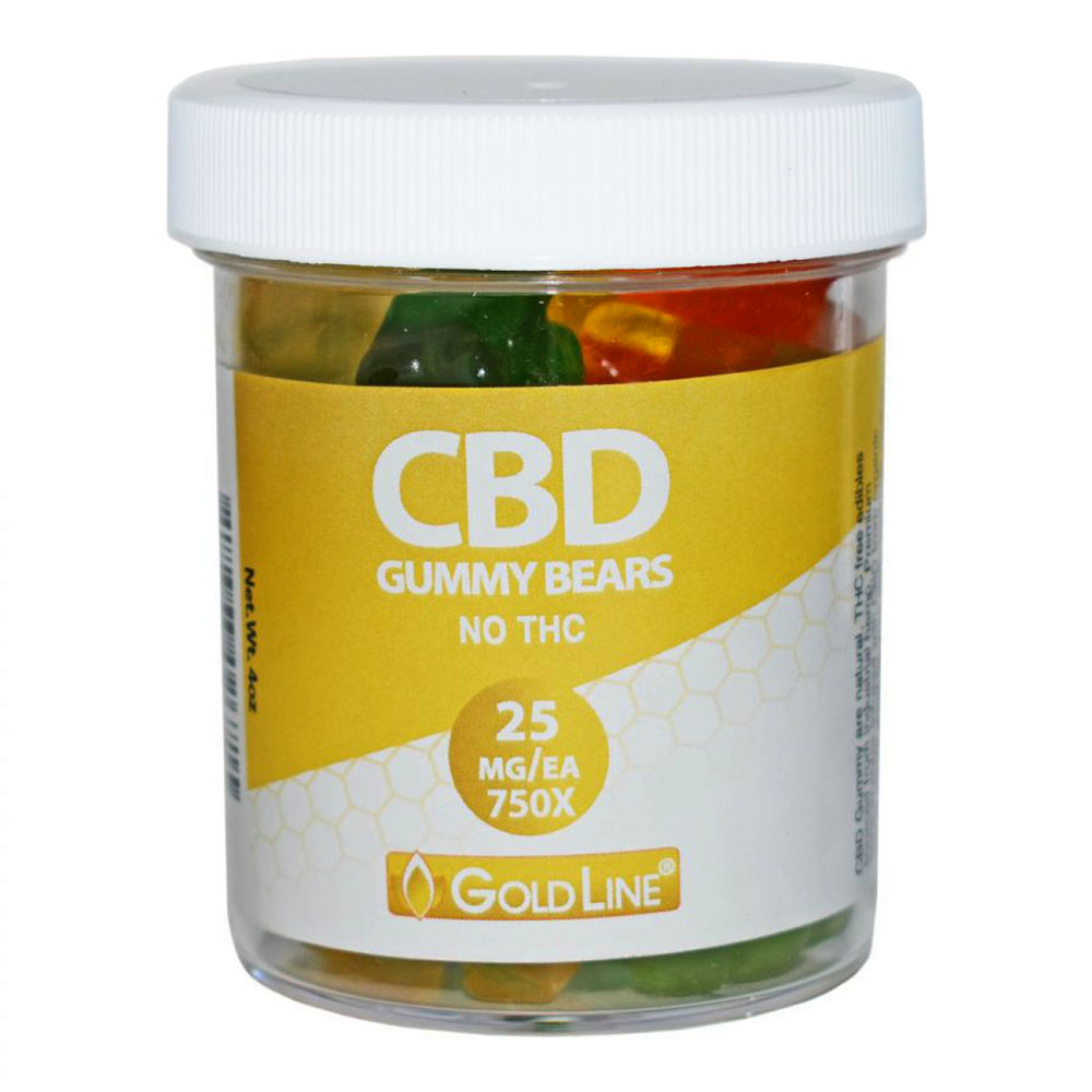 CBD Gummies - Small (4oz)