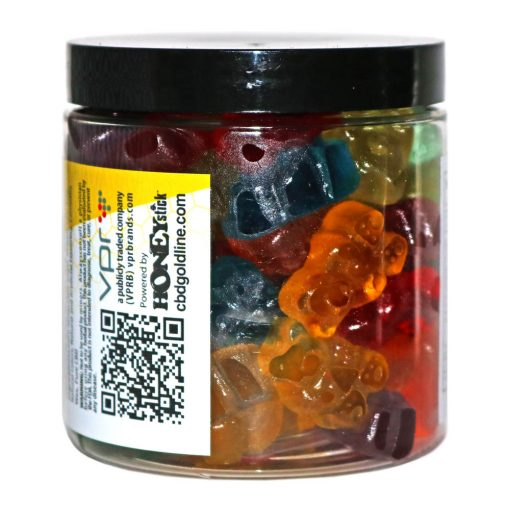 CBD Gummies by GoldLine