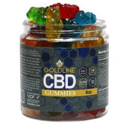 CBD Gummy Bears 8oz
