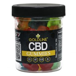 CBD Gummies by GoldLine