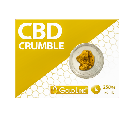 cbd wax crumble