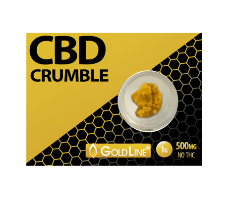 best cbd crumble