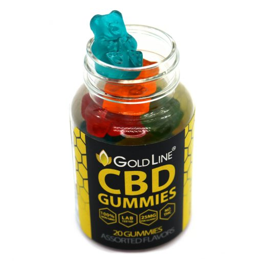 cbd gummies 20 count