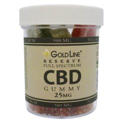 CBD Gummies 1000mg (14oz) by Dr Goodhemp gummy bears