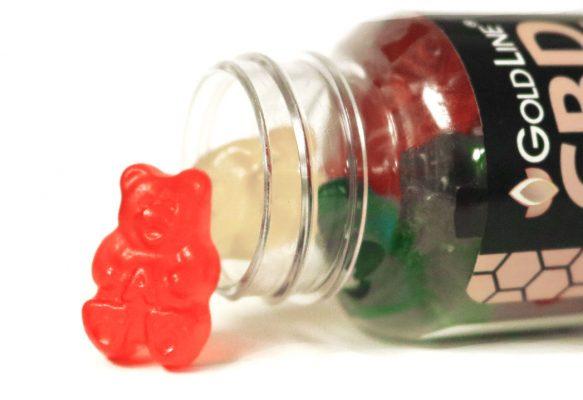 CBD gummies pack of 20