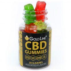 cbd gummies (20 count)