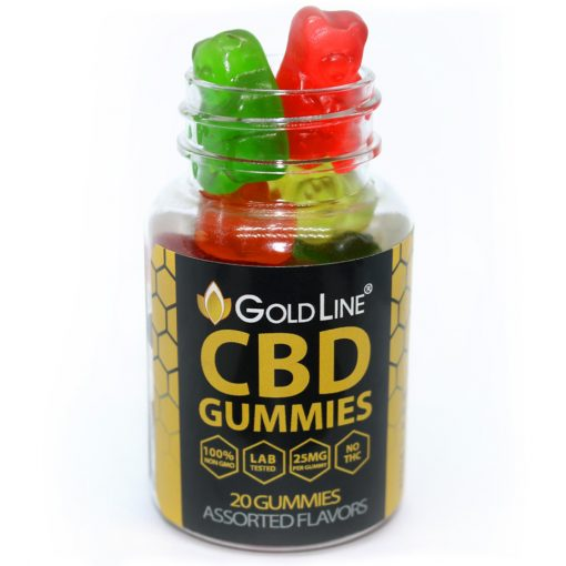 cbd gummies (20 count)