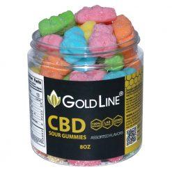 CBD Sour Gummies