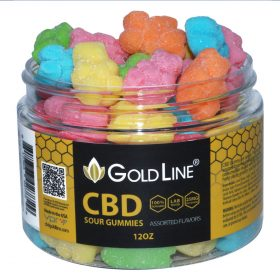 12oz CBD Sour Gummies