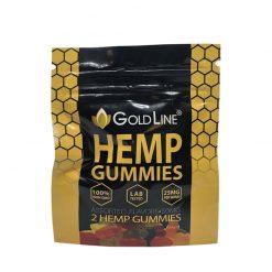Sour CBD Gummy Bears Edibles - Infused w/ 25mg CBD per 2-3