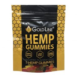5 pack of cbd gummies