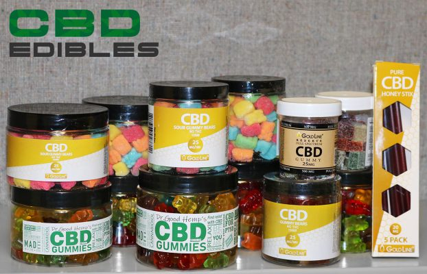 CBD Edibles For Sale