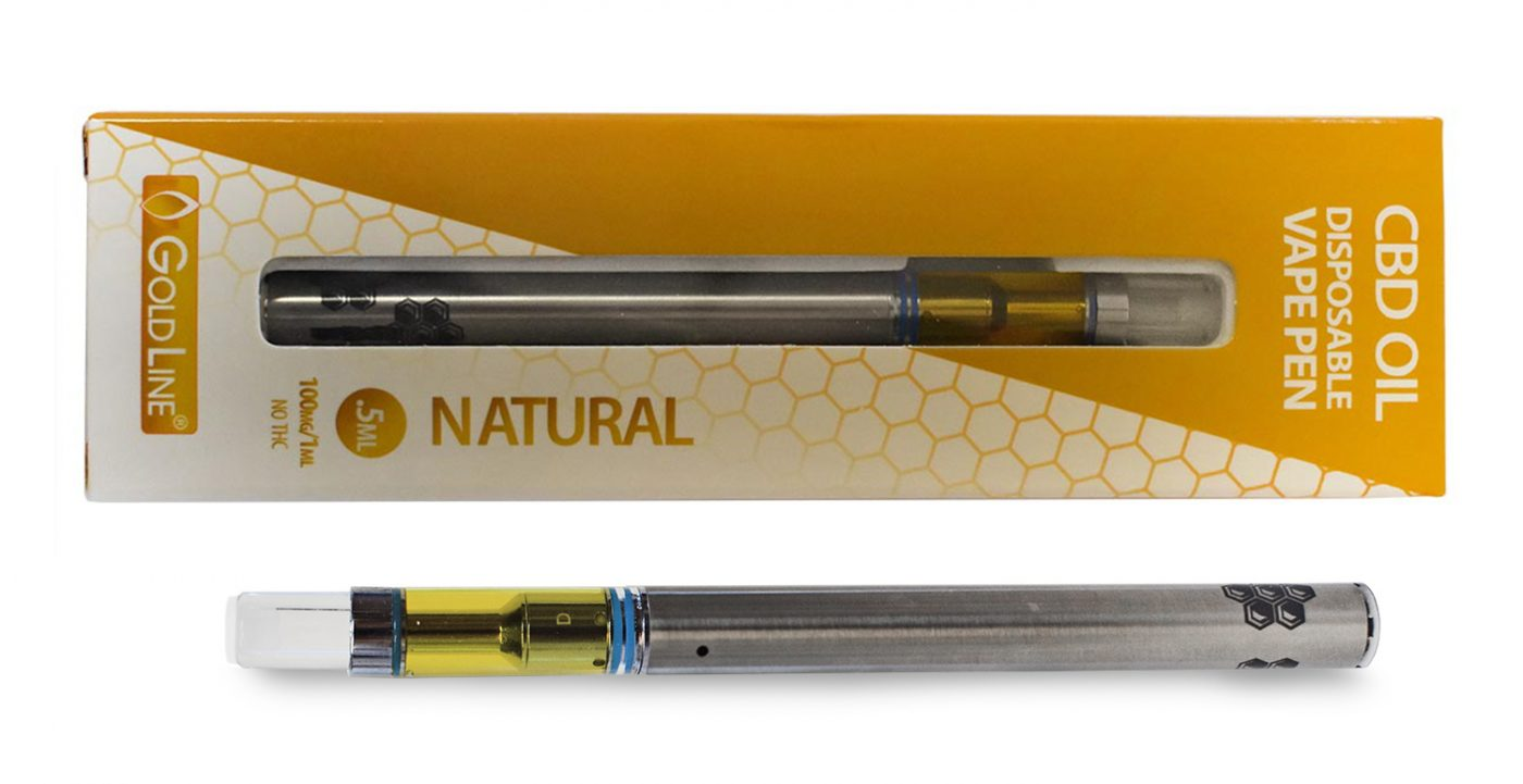 CBD Disposable Vape Pen