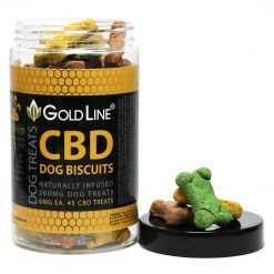 Dog Biscuits - CBD Pet Treats