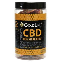 Steak bites - Dog CBD treat