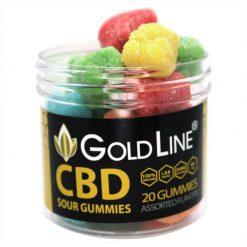 Sour CBD Gummies 20ea