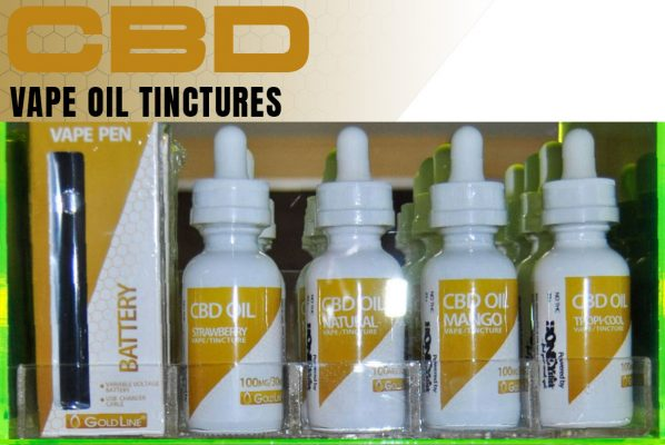 CBD Vape Oil Tinctures