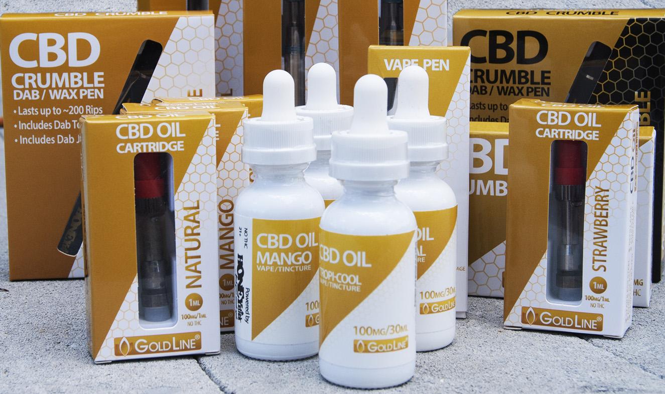 CBD Vape Tincture Oil