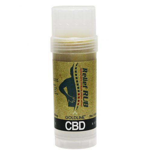 Pain Relief CBD Rub / cream