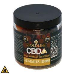 GoldLine Delta 8 Gummies